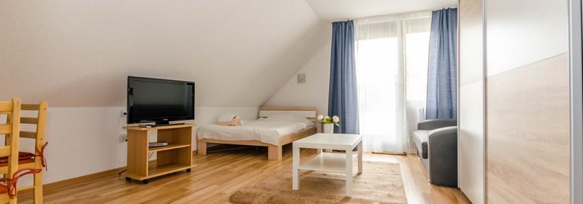 Wohnung Stuttgart im DG mit gutem Schnitt