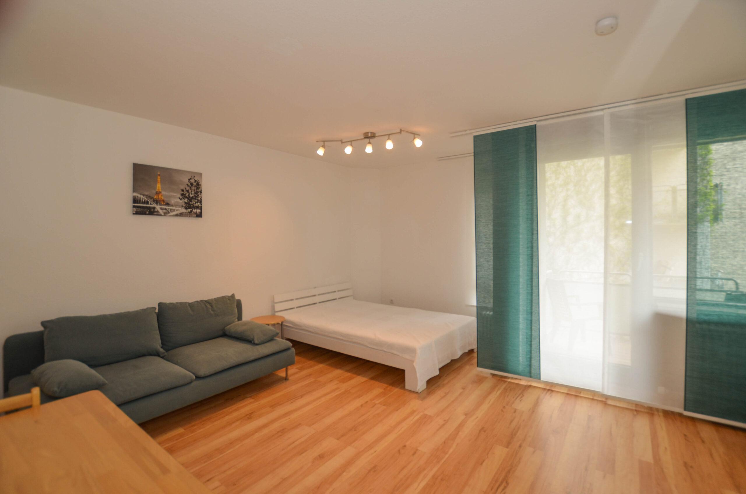Schicke und frisch renovierte Wohnung