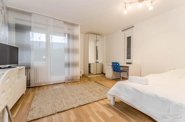 Schöne 1-Zi. Wohnung im EG mit Terrasse
