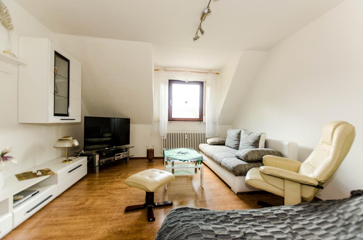 Angenehme 1-Zi Wohnung in Stuttgart Ost