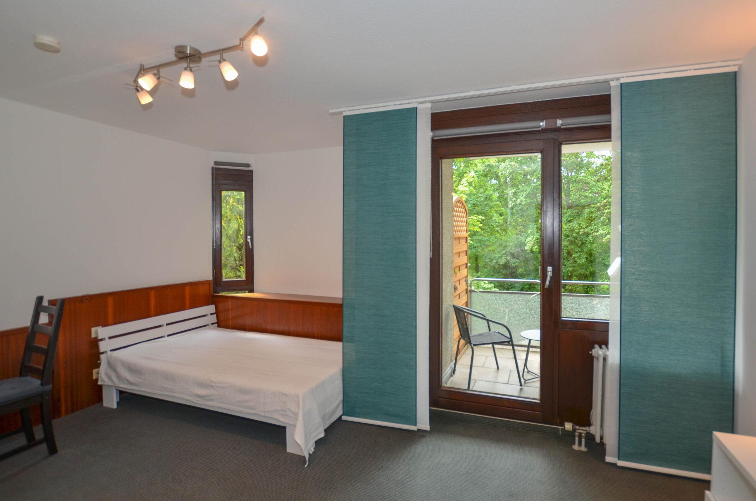 Möblierte 1 Zi Wohnung in Stuttgart Zuffenhausen